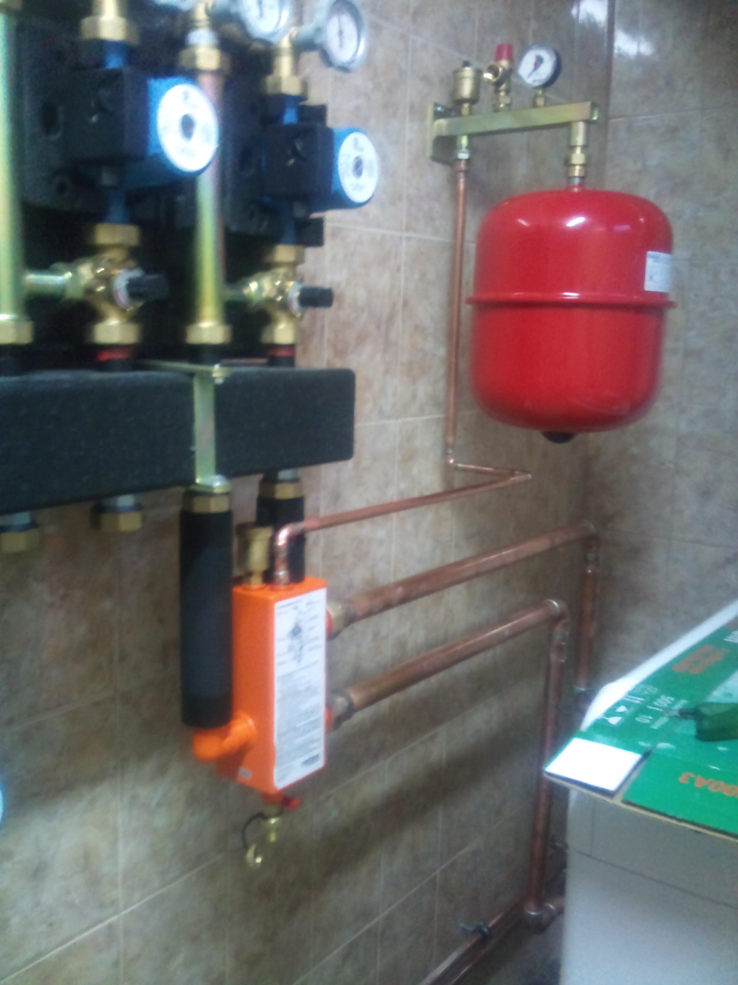готовые газовые котельные под ключ 59 м3час