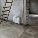 Отопление под лестницей