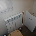Отопление туалета