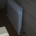 Частное радиаторное отопление