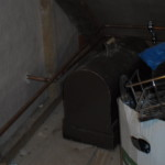 Монтаж труб по стене